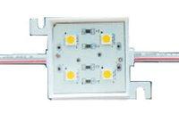 led module, waterproof,plastic house,5050 4LED/module;DC12V input