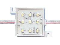 led module, waterproof,plastic house,1006 9LED/module;DC12V input