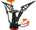 (Free Shipping)outdoor gas stove Backpacking Camping, Stove