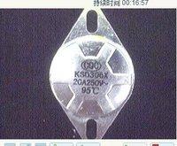 KSD306X KSD302(X)T 250V20A 95Degree Bimetal Thermostat manual reset
