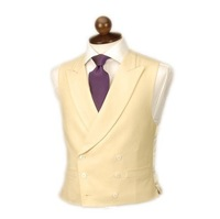 New arrival free shipping  double-Breasted men vest  waistcoat mans vest free shipping