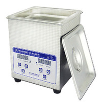 digital-2L -jewelry ultrasonic cleaner JP-010S-with digital time&heater