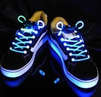free shipping led shoelace +a shoes ,Christmas gift
