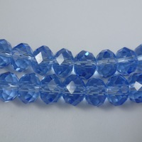 1500 pcs/lot 4mm crystal space bead Free shipping