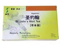 Free Shipping St. John's Wort Tea,Anti depression and improving sleeping