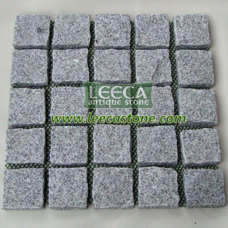 Cheap patio paver stones cobblestone granite(China (Mainland))
