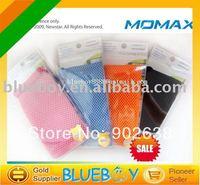 MOMAX multifunction phone pocket, mobile phone bags, protection bag, Used to LCD screen /camera/digital camera/mobile phone