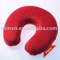 Free Shipping/Hot Sale/U-shape Neck Protecting Memory Foam Pillow