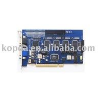 dvr card 4~16ch V4 version PCI MPEG-4