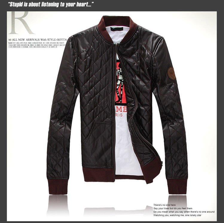 Plain Leather Jacket Mens Plain Leather Jackets Price
