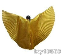 BELLY DANCE PROFESSIONAL ISIS WINGS gold 15 Type