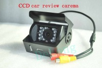 2010 New style CCD car rear view carema with IR,night carema,waterproof,DC 8V~12V