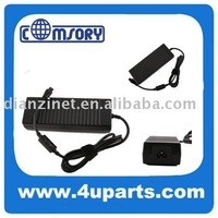 Free shipping: 2 pcs/Lot Laptop adapter  for Toshiba 15V 8A A25 120W 4 pins