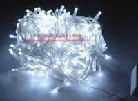 Free shipping! 5pcs/ lot, LED Christmas light,10Meter-100leds with controller,Christmas String Light,Xmas Fairy Lights 110V 220V