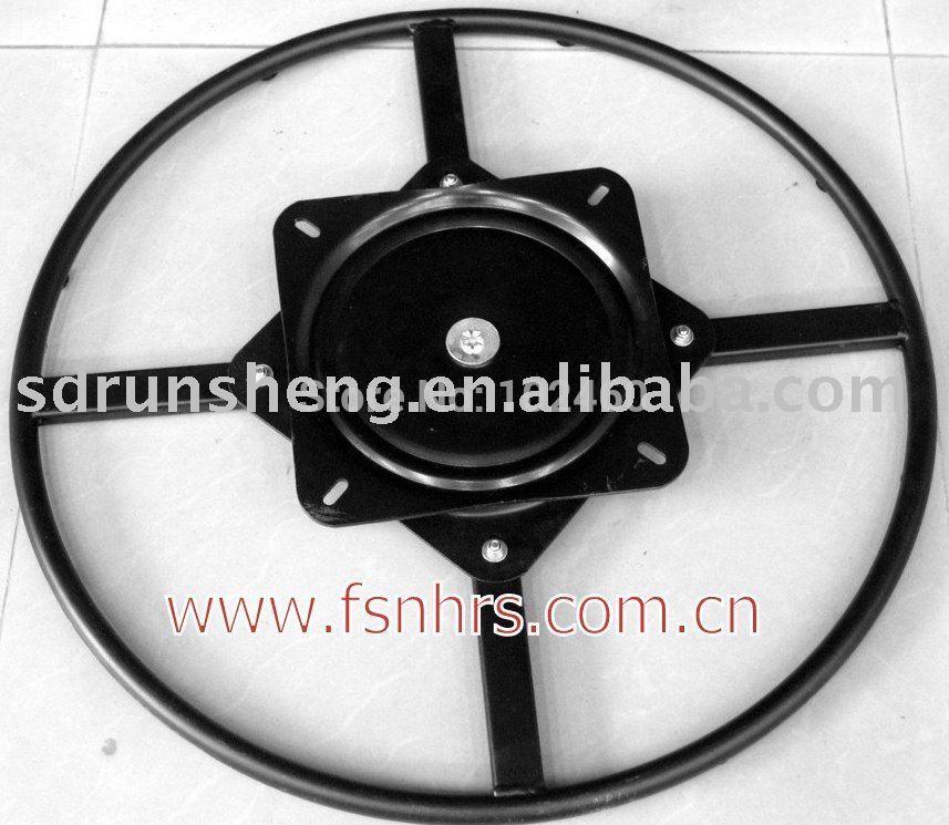 base giratória com anel para o sofá cadeira A22(China (Mainland))