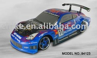 1:10 scale Electric Drift Car, Brushless Version