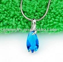 Free shipping!! SI0169, 925 sterling sliver inlay kyanite pendant(China (Mainland))