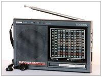 TECSUN R9700DX FM MW SW Dual Conversion WorldBand Radio