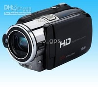Brand New HD 5x optical zoom digital camcorder HDV-D9 by EMS !
