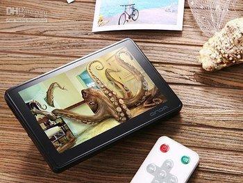 Brand New ONDA VX575+ 1080P 5.0 inch Screen 8GB Full HD RMVB Player Onda VX757 plus+Gifts