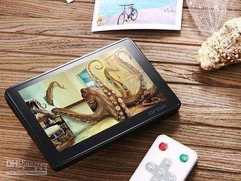 ONDA VX575+ 1080P 5.0 inch Screen 8GB Full HD RMVB Player Onda VX757 plus+Gifts 3pcs/lot Brand New