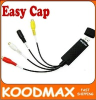 Easy CAP Video Capture Adapter for Laptop PC CVIDAD01 USB EASY CAP VIDEO CAPTURE ADAPTOR 4 LAPTOP PC
