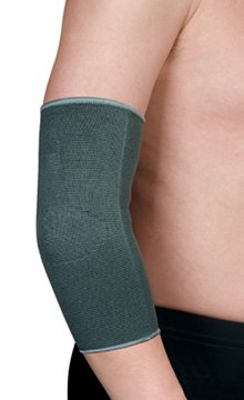 Nano bamboo charcoal elbow support ,Elastic Elbow Support pad Sport protective gears 1781(China (Mainland))