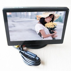 "4.3"" TFT LCD Car reverse RearView Color Car Monitor Digital Car Rearview Camera free shipping accept dropshipping big promotion(China (Mainland))"