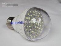 Free shipping+Hotting Lowest 50LED Super bright lamp / white light energy-saving bulbs 10PCS
