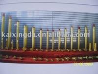 DTH  drill bit(low pressure button bit) kxd110-130