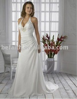 2014 New Hot Sale Free Shipping  Bridal A-Line Wedding Dresses  2242