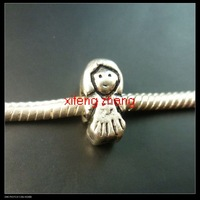 100 pcs/lot tibet silver alloy jewelry spacer bead Free shipping wholesale