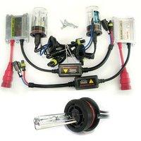 35W 12V Car Hid Xenon Conversion Kit Slim Ballast 9007 9007-1 4300K Beam Bulbs Lamp High Quality [C37]