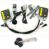 35W 12V Car Hid Xenon Conversion Kit Ballast H1 H1-6000K Beam Bulbs Lamp High Quality [C46]