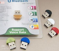 Free shipping+100pcs/lot Bluetooth USB wireless connector , mini usb bluetooth