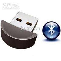 FREE SHIPPING,WHOLESALE+20PCS Bluetooth Wireless USB Adapter