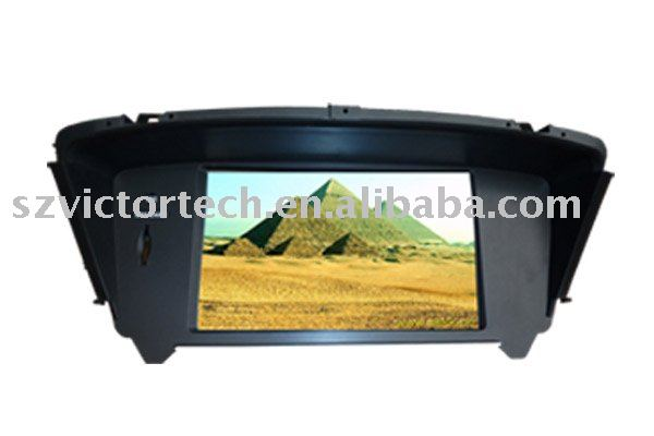 "8"" Digital touch screen car DVD player for Honda ODYSSEY with GPS DVB-T BT IPOD TV RADIO(Hong Kong)"