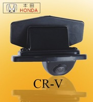 HD vision CR-V Auto car rear view camera,reversing camera+high quality  TV lines  480  CCD  system