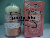 dodo club Fun Fun Pop Cheek 6g (2# Pearl orange), 50pcs/lot ,free shipping by EMS