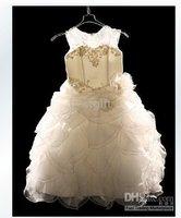 Party /Pageant //Handmade Dress 8~12 &54 2010 Flower Girl