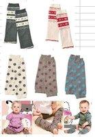 Christmas deal XMAS gift 120pairs/lot Cute Baby Socks Baby Legging Kids Leg Warmer Free Shipping