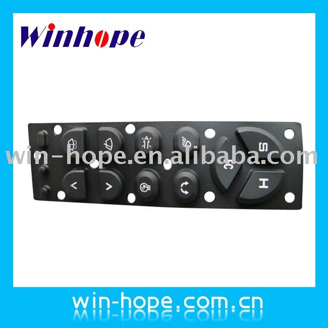 excavator parts for kobelco keypad for console(China (Mainland))