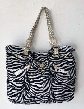 VonFon Bag Work Place New Lisiting Rivet Shoulder Handbag Apricot