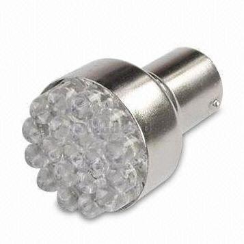 Wholesale 12V 19 LED BA15D 1142 GLOBE/BULB-CAR/CARAVAN/BOAT LIGHT NEW 100% Free Sample EMS DHL