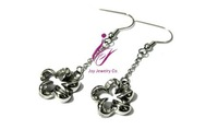 Woman jewelry Stainless Steeljewelry earring Ring Necklace  bracelet earring