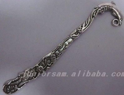 Metal bookmark 50Pcs/lots Alloy Metal Dolphin Bookmark Free Shipping(China (Mainland))