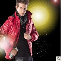 Free Shipping 2010 hot selling SPORTICA men's outerwears men's down coats hooded coat Duck down