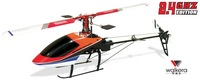 Aluminium Package Walkera RC Helicopter HM 4#6S Helicopter 2.4Ghz Edition Ready to fly RTF 6ch 6 channel low shipping fee