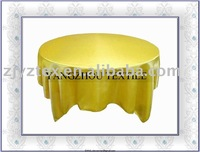 "sell 90*90"" yellow overlay /table overlays"