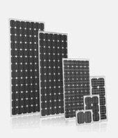 Supply high efficiency Monocrystalline Solar panel 15W